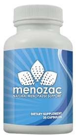 Menozac Menopause Supplement Review