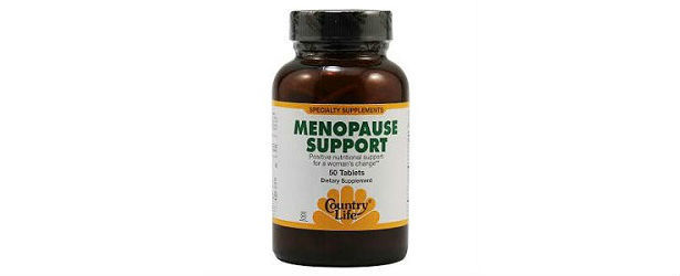 Country Life Vitamins Menopause Support Review