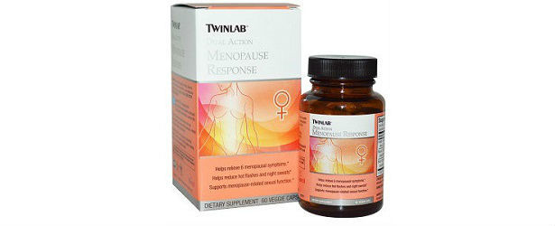 Dual Action Menopause Response By Twinlab Review
