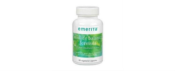 Emerita Midlife Balance Formula Review