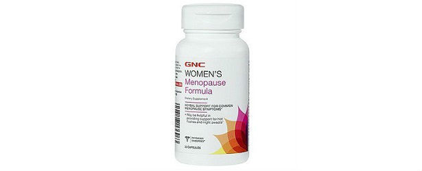 GNC Women's Menopause Formula Review