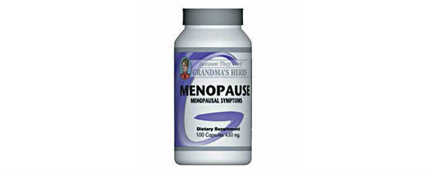 Grandma's Herbs Natural Menopause Relief Review
