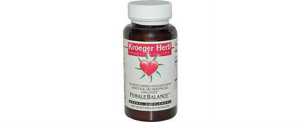 Kroeger Herb Female Balance Review
