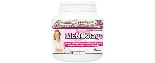 MENOstage Herbal Menopause Support Review