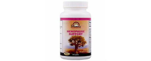 Manna Health Products Menopause Support Review