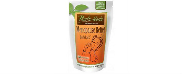 Menopause Relief Herb Pack By Pacific Herbs Review