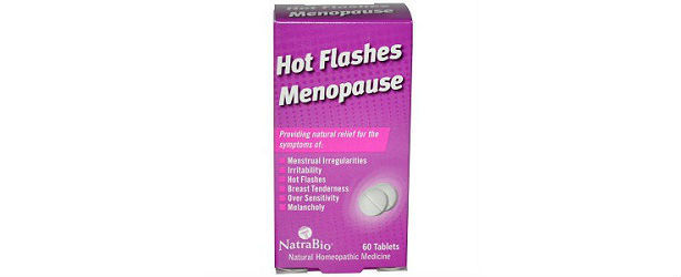 NatraBio Hot Flashes/Menopause Review
