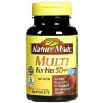 Nature Made Multi For Her 50+ Review