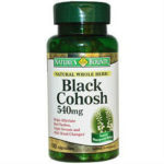 Nature's Bounty Black Cohosh Review