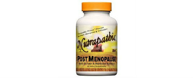 Nutrapathic Post-Menopause Review