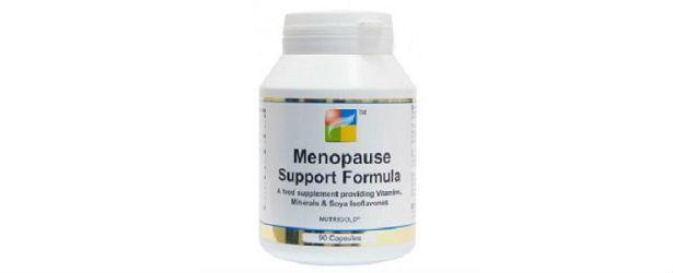 NutriGold Menopause Support Formula Review