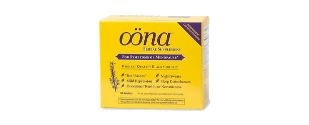 Oona Herbal Supplement For Menopause Review