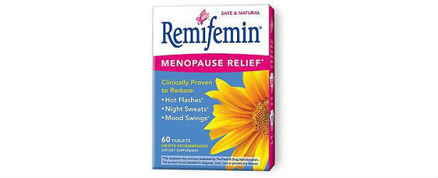 Remifemin Menopause Treatment Review