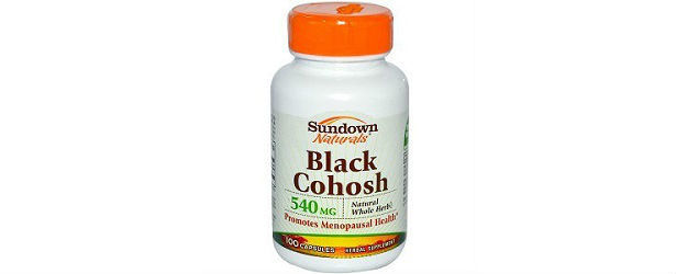 Rexall Sundown Naturals Black Cohosh Review
