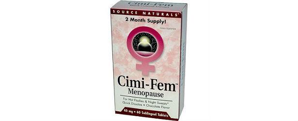 Source Naturals Cimi-Fem Review
