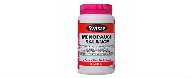 Swisse Ultiboost Menopause Balance Review