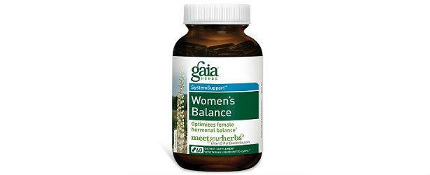 Women's Balance By Gaia Herbs Review