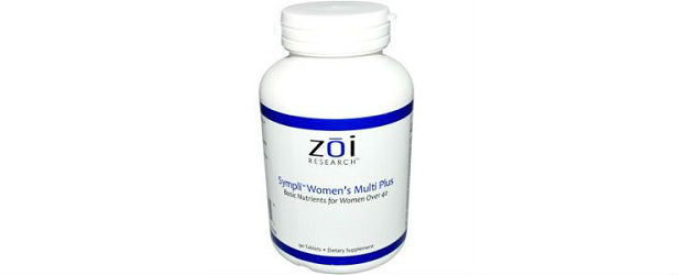 Zoi Research Sympli Women's Multi Plus Review
