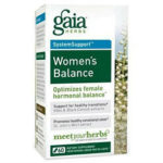 Gaia Herbs Women's Balance Review
