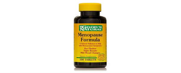 Menopause Formula Good 'N Natural Review