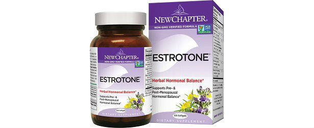 New Chapter Estrotone Review