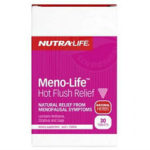 NutraLife Meno-Life Hot Flush Relief Review