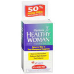 Options Healthy Woman Soy Menopause Review