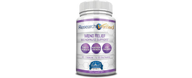 Research Verified Meno Relief Review